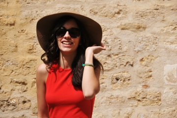 look-dos-nu-asos-robe-rouge