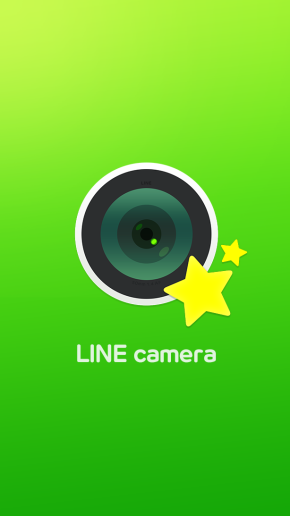Line camera application iphone