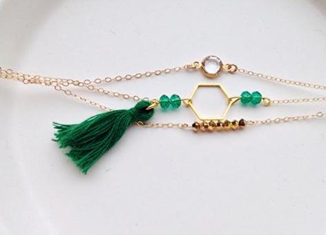 Piou Piou Doré créations bijoux Made in France