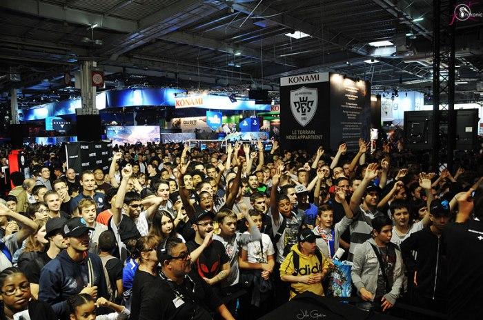 PGW 2014 sur la scène de Game one