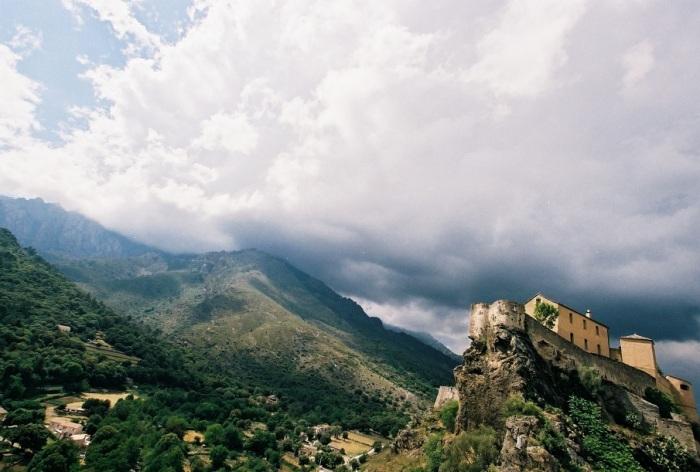 Guy Pichard Corse photographie argentique