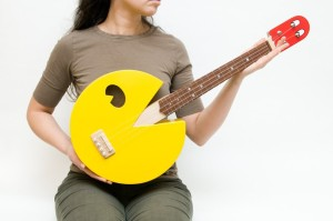 pac-man-ukulele inutile indispensable