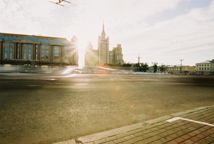 Guy Pichard Russie photographie argentique