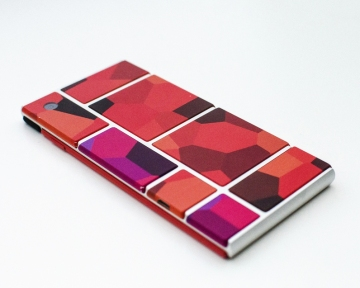 Projet Ara Google Motorola smartphone