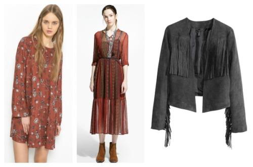 robe-tendance-2015-hippie-bohême