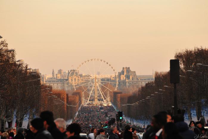 Paris-place-concorde-champs-elysées