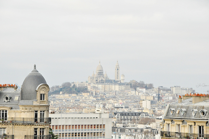 Paris-séjour-Sacre-Coeur