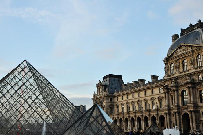 Paris-Louvre-visite