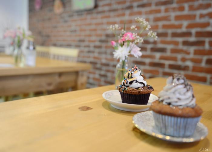 Café-noisette-Montpellier-cupcake