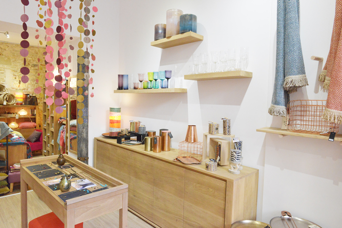Atelier Accessoire, boutique Montpellier créations et Made in France