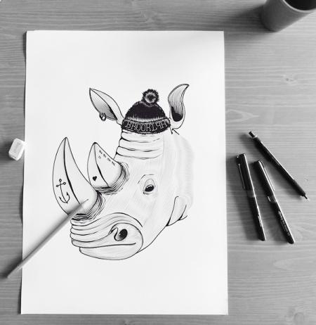 Rocky-le-rhino