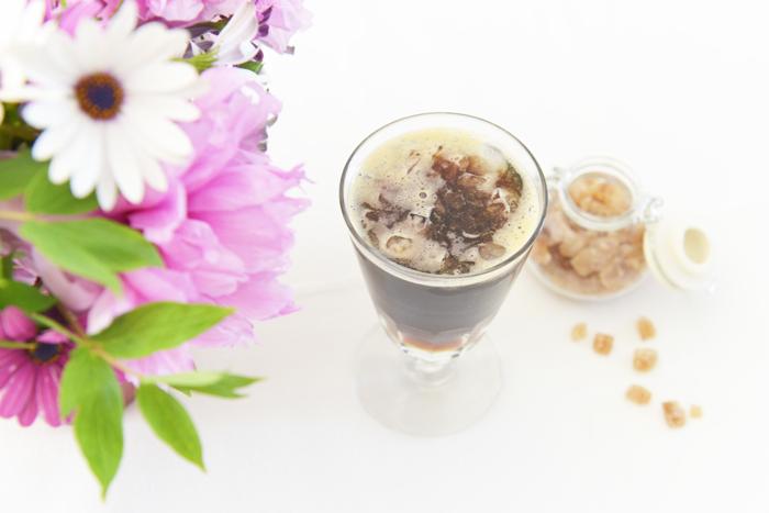 Recette café frappé
