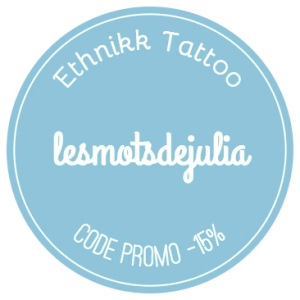 Code promo Ethnikk Tattoo