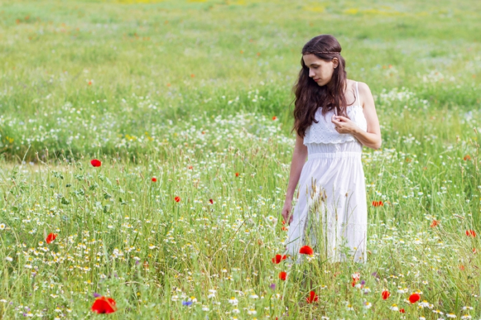 look-mode-bohème-robe-blanche