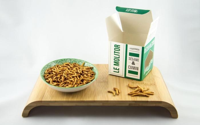 Jimini's-molitors-insectes-aromatisés