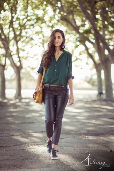 look-tenue-sportswear-Stan-Smith